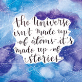 The Universe Isn't Made Up Of Atoms