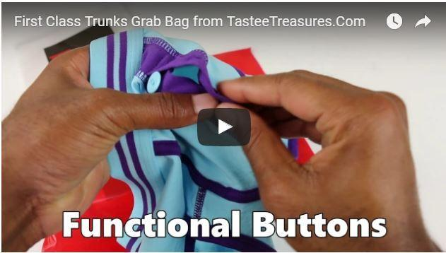 First Class Trunk Grab Bags