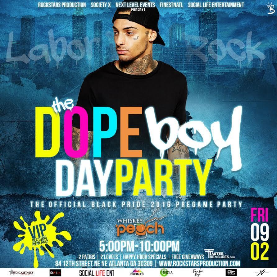 Labor Day Weekend In ATL