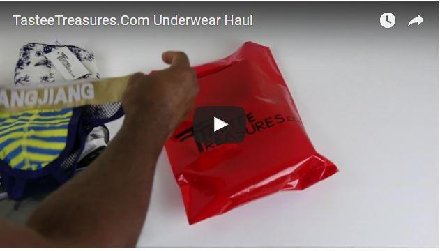 TasteeTreasures Underwear Haul