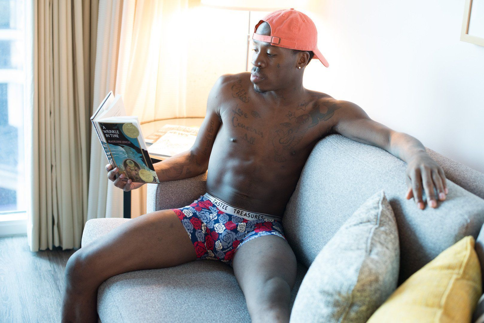 The Best Men's Underwear for Those Hot Summer Days