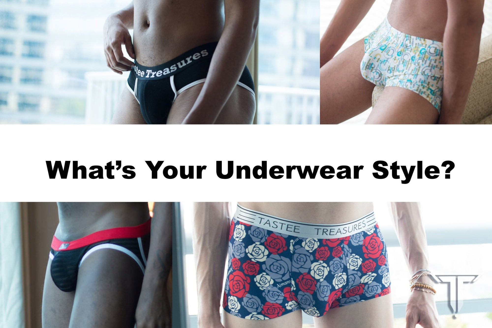 Underwear Style Guide: Everything You Need to Know About What Goes Underneath
