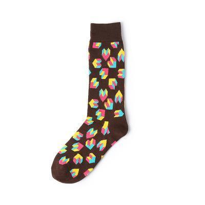 Tetris Heart 2-Pack Sock Socks TasteeTreasures