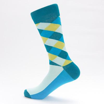 Sea Foam Green Socks - Socks - TasteeTreasures