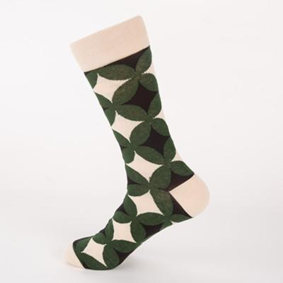 Green Tribal Socks - Socks - TasteeTreasures