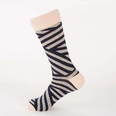 Zebra Print Socks Socks TasteeTreasures