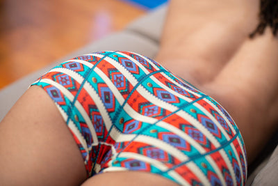 Kaleidoscope Boxer Briefs Boxer Briefs TasteeTreasures