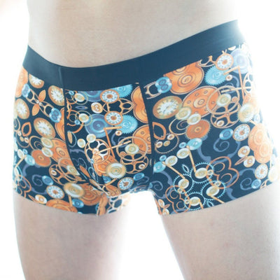 Clock Work Boxer Briefs  -  Boxer Briefs - TasteeTreasures