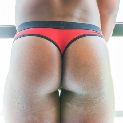 Sheer Thong Thong TasteeTreasures