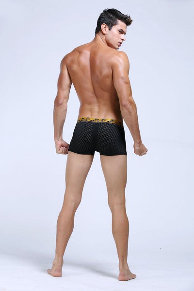 Wolf Pack Trunks Trunks TasteeTreasures