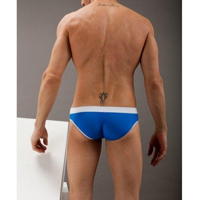 Blue Pouch Brief TasteeTreasures