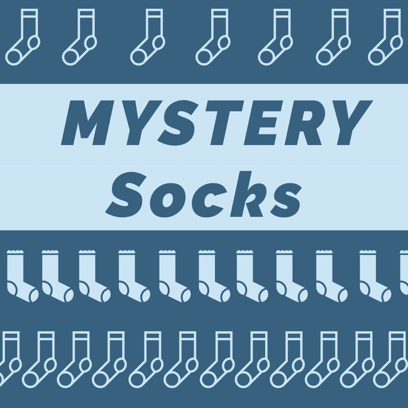 Mystery Socks *Limited Time* Socks TasteeTreasures