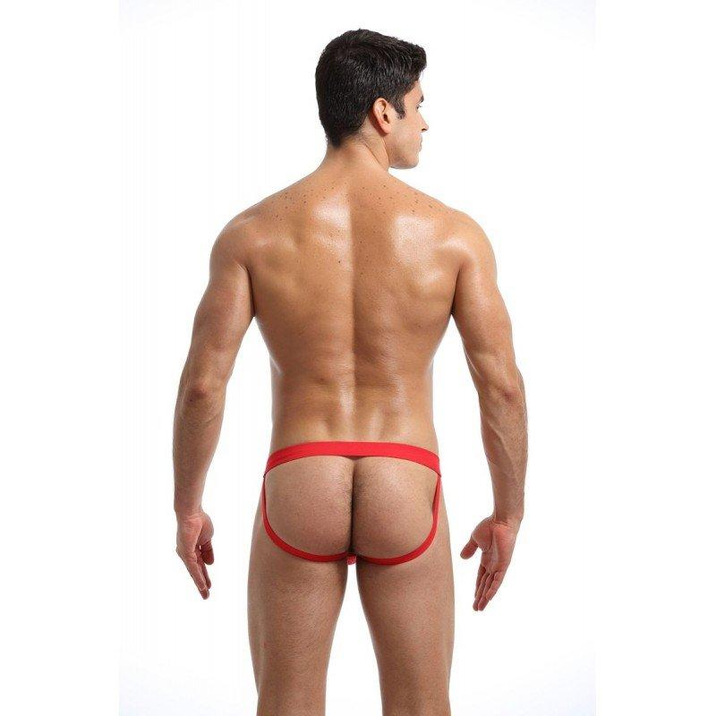 Red F** K Jockstrap TasteeTreasures