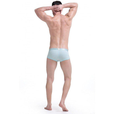 Simple Green Boxer Briefs Boxer Briefs TasteeTreasures