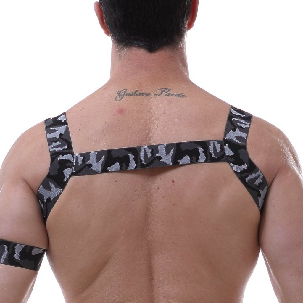 The Master Chest Harness Chest Harness TasteeTreasures