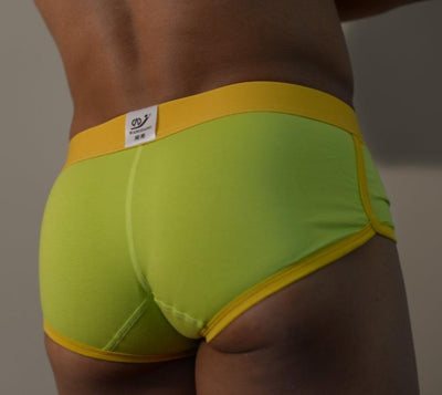 The Stinger Briefs - Lime Green Briefs TasteeTreasures