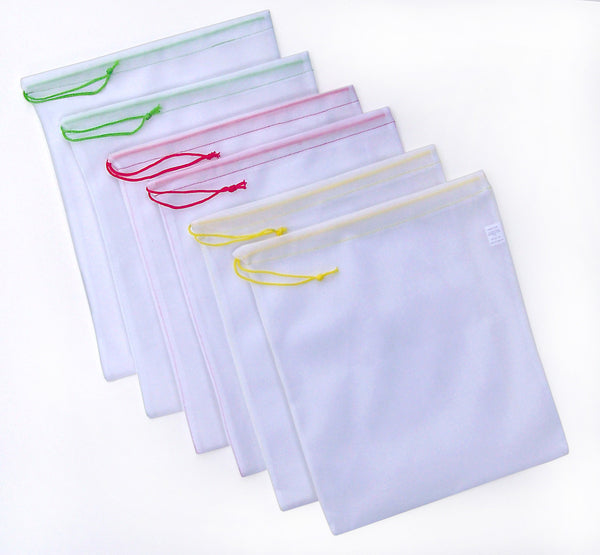 Reusable Produce Mesh Bags