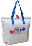 Insulated Tote Bag Flat Bottom