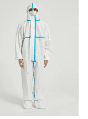 Disposable Medical Non-sterile Protective Coverall