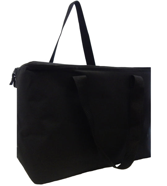 CYMA Carry All Insulated Tote Extra Large- Black