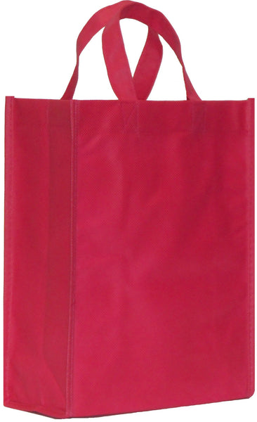 CYMA Reusable Gift Bags, Medium- Raspberry
