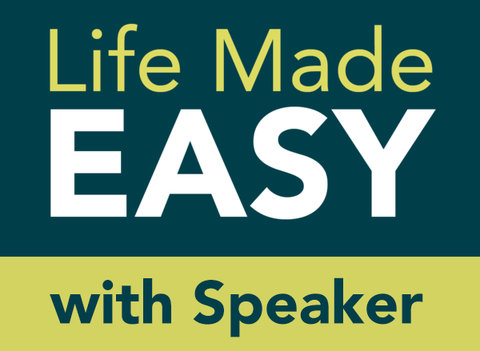 Life Made Easy℠: Complete Dinner Workshop Package with Professional Speaker