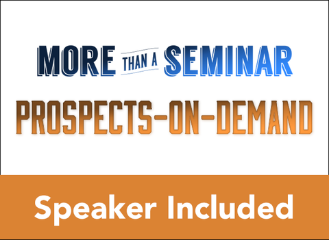 Prospects On Demand - A Complete Prospecting System