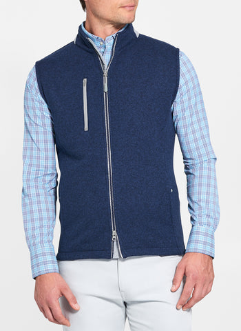 Legacy Sweater Fleece Full-Zip Vest