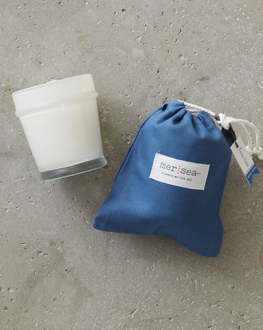L'eau Tide Sandbag Candle