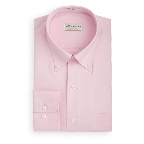 Crown Soft Pinpoint Sport Shirt