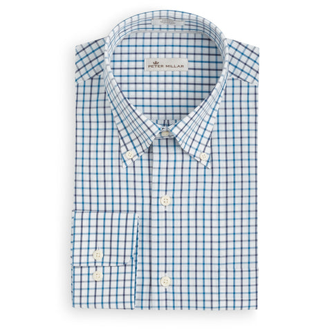 Wellington Tattersall Sport Shirt