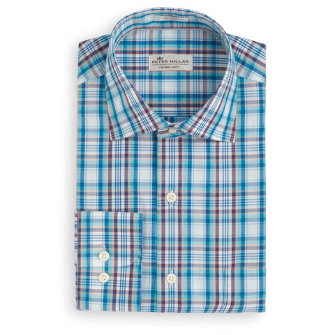 Chateau Plaid Sport Shirt