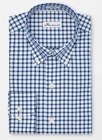 Crown Ease Gran Via Tattersall Sport Shirt
