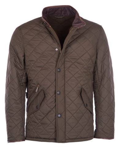 Powell Quilted Jacket