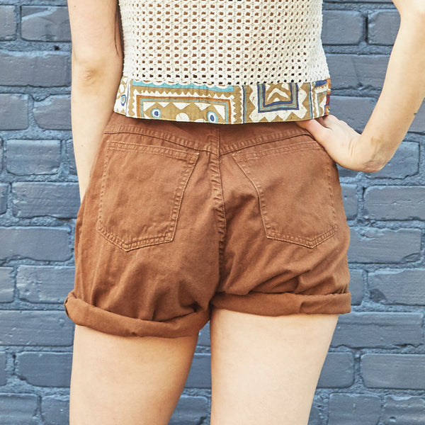 90s Express High Rise Shorts