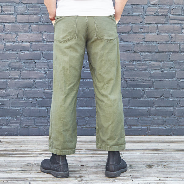 60s Vietnam Fatigue Pants