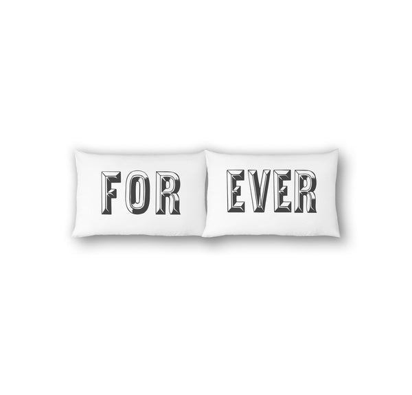 Forever Pillowcase Set