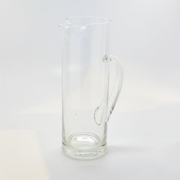 Crystal Martini Pitcher