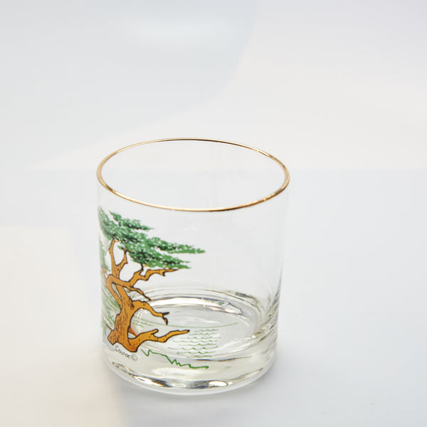 Couroc Lowball Glasses