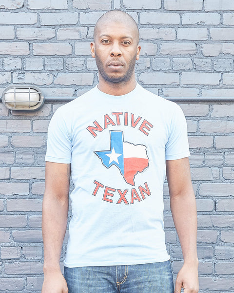"80s ""Native Texan"" Tee"