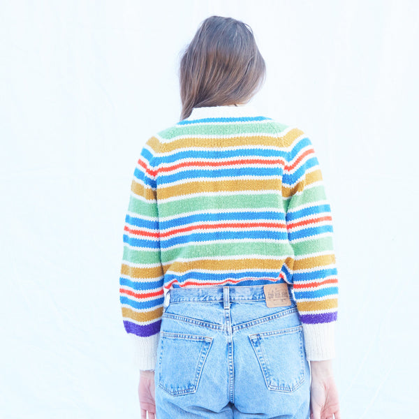 For the Love of Stripes Cardigan