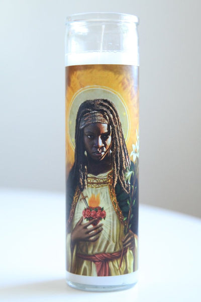 Michonne Prayer Candle