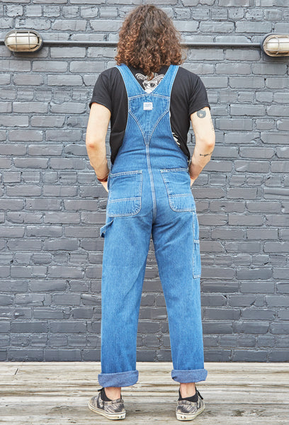 80s Liberty Denim Overalls