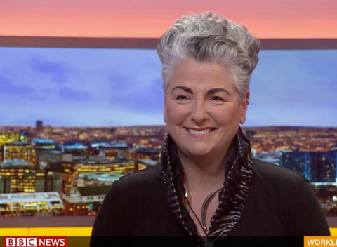 Absolute Collagen founder, Maxine Laceby, featured on the BBC