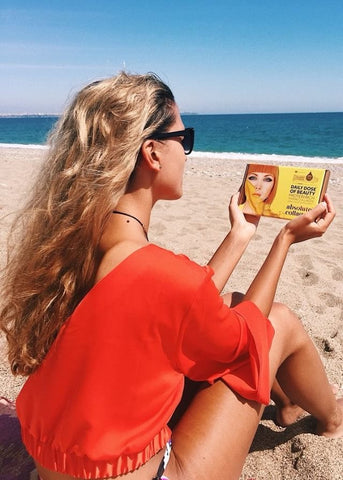 YouTuber Amina Maz LOVES Absolute Collagen