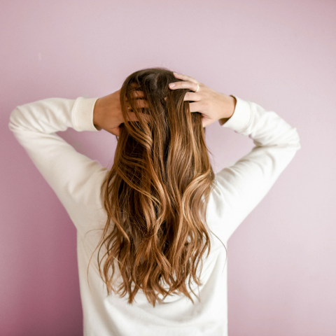 Diet for healthy hair by EVA PROUDMAN
