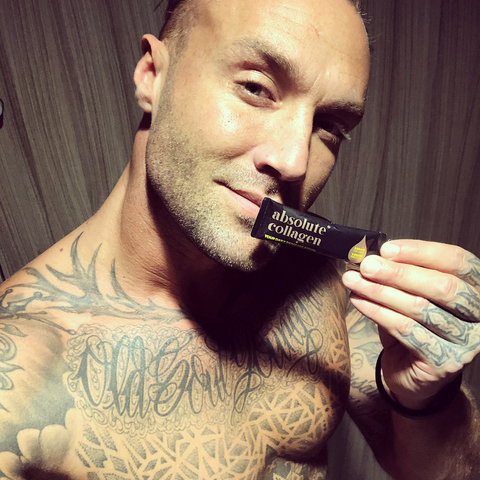 Let's welcome our new #Absoluter... Calum Best!