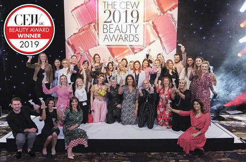 We won! Best New Beauty Supplement CEW Beauty Awards