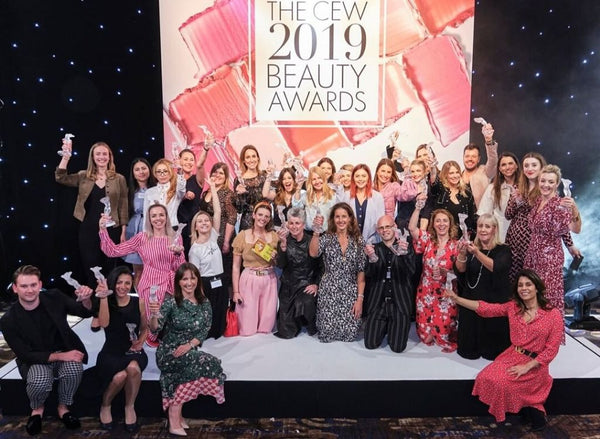 Absolute Collagen Year In Review 2019: Winning a CEW Award