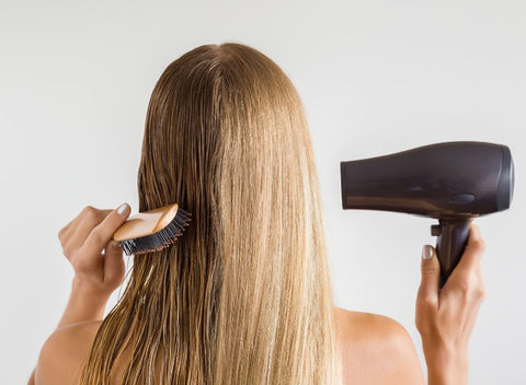 Lay off the heat for a healthy hair care regime - Absolute Colalgen